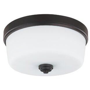 Canarm Jackson 3-Light Flush Mount