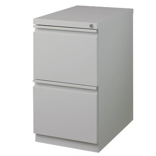 Rebrilliant 2 Drawer Mobile Ve..