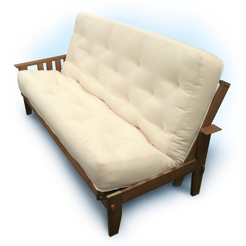 Otis Bed Pulsar Memory Foam Futon