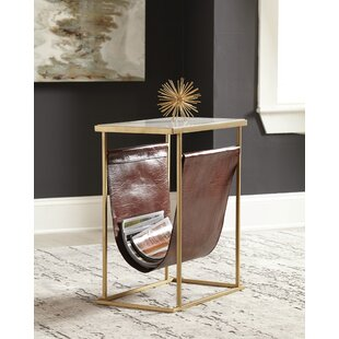 Cashman End Table by Williston Forge