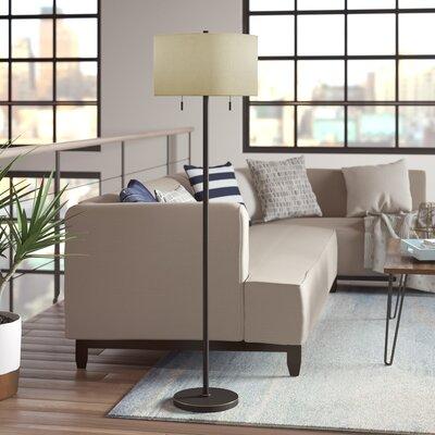 End Table Floor Lamp Combo Wayfair