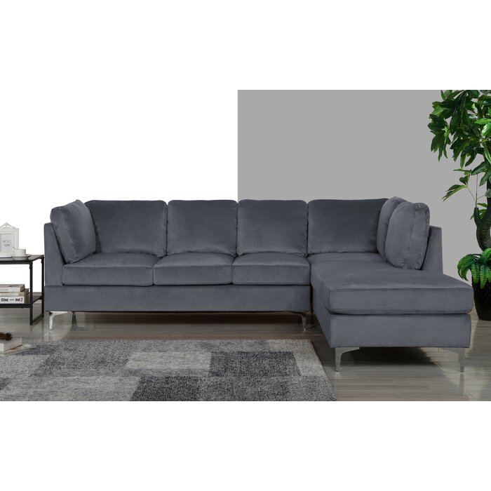Magnificent Sabio Right Hand Facing Sectional Short Links Chair Design For Home Short Linksinfo