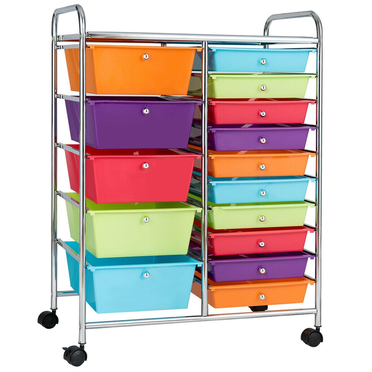 Orange Purple Storage Drawers You Ll Love In 2021 Wayfair