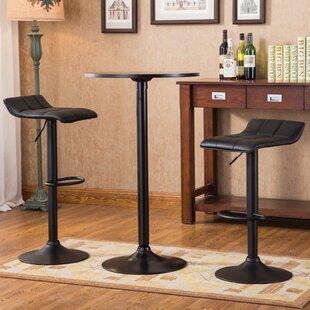 Trent Austin Design Yoder 3 Piece Round Pub Table Set