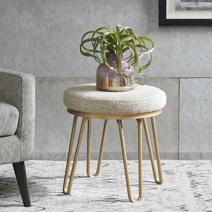 Savings Bernard Round Vanity Stool By George Oliver
