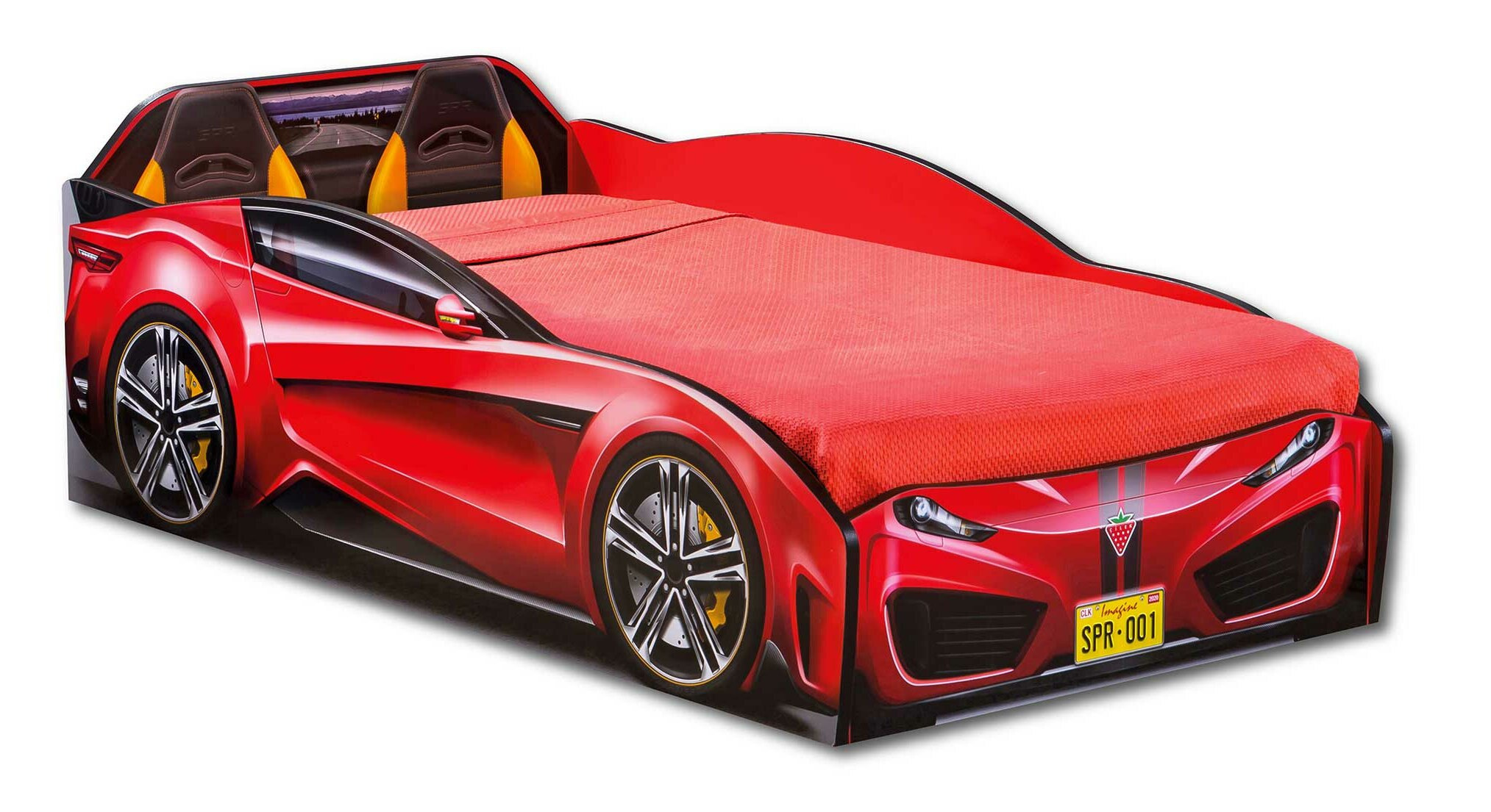 Picture of: Kids Car Beds You Ll Love In 2020