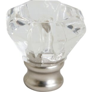 Anvil Mark® Crystal Knob (Set of 5)