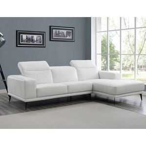 Herrick Sectional by Wade Logan