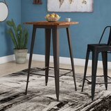 Jonnie Solid Wood Dining Table by Williston Forge