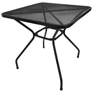 Betterton Steel Bistro Table By Sol 72 Outdoor