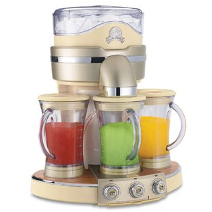 Tahiti™ 4 Piece Frozen Concoction Maker Set