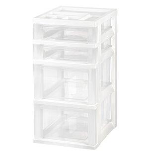 Best Reviews 3 Drawer Storage Chest ByIRIS USA, Inc.