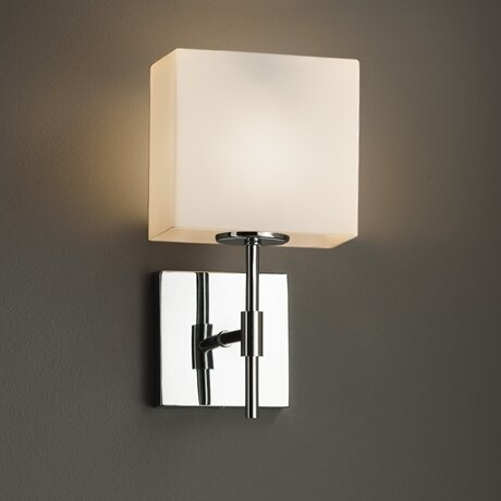 Latitude Run Donashia 1 Light Wall Sconce Wayfair