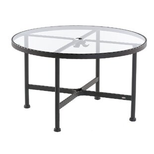 Aikens Aluminum Coffee Table