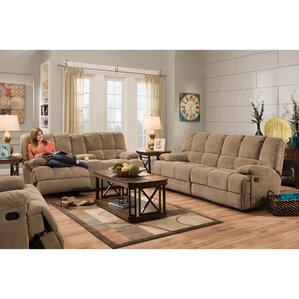 Penn Double Reclining Loveseat by Cambridge