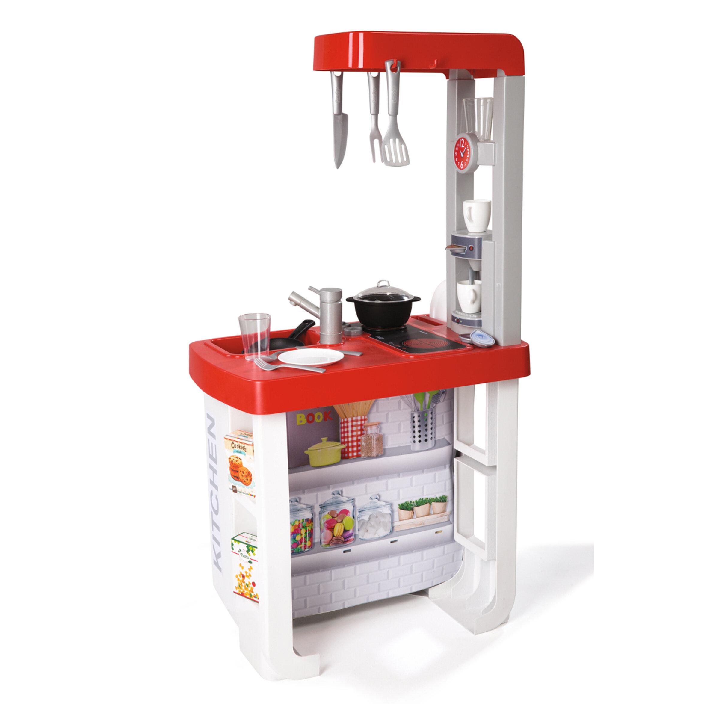Smoby Electronic Play Kitchen Set Wayfair