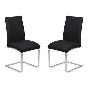 Hammond Contemporary Dining Side Chair (Set Of 2) by Orren Ellis Modern