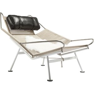 The Flag Lounge Chair by Stilnovo