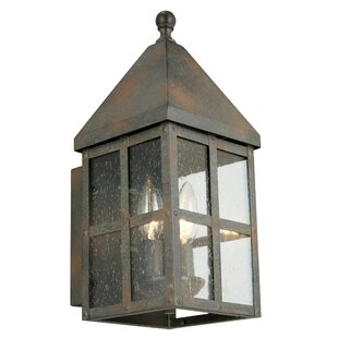 Weathersby Outdoor Wall Lantern