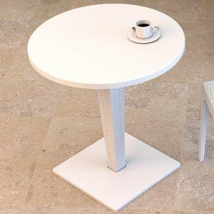 Jayne Plastic/Resin Dining Table by Mercu..