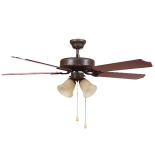 Ceiling Fan With Stained Glass Wayfair
