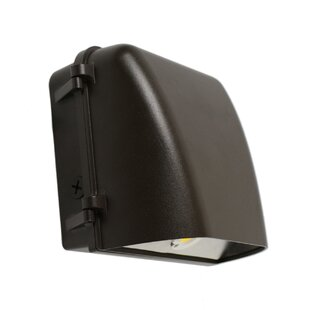 13-Watt LED Outdoor Security Wall Pack by Nuvo Lighting