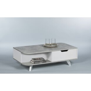 Roberge Coffee Table With Storage By Metro Lane