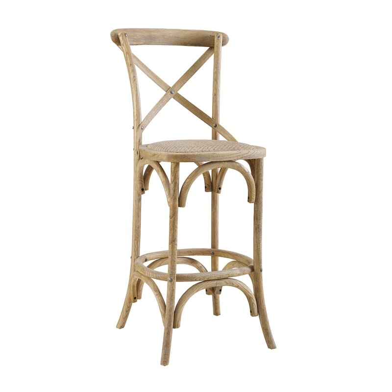 "Montreal Wash 24.5"" Bar Stool"