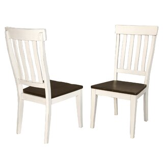 Aguero Solid Wood Dining Chair (Set of 2) by Canora Grey SKU:CE167946 Shop