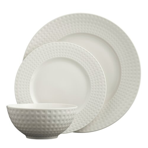 Grafton 12 Piece Dinnerware Set Belleek Home