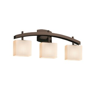 Luzerne 3-Light Vanity Light By Brayden Studio