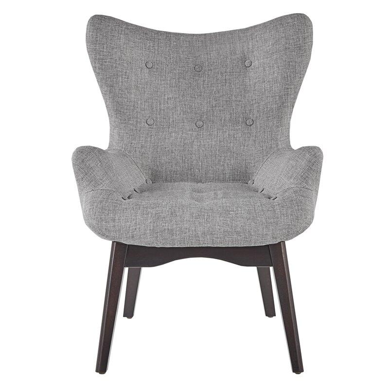 Charmant Shuman Wingback Chair