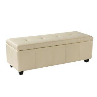 Winston Porter Allerton Upholstered Storage Bench