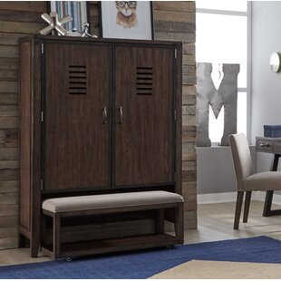 Read Reviews Maven Armoire by Gracie Oaks Reviews (2019) & Buyer's Guide