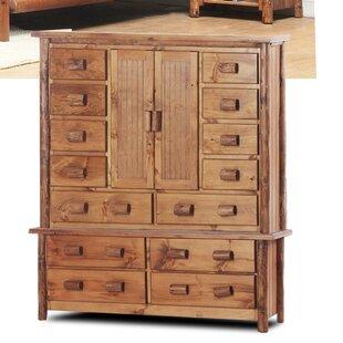 Chelmsford 14 Drawer Combo Dresser