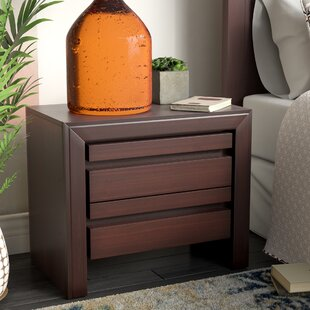 Aries 2 Drawer Nightstand