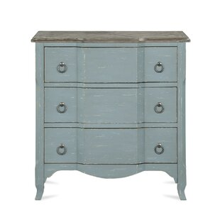 Hartville 3 Drawer Accent Ches..