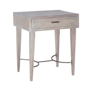 Alamo Stretcher End Table by One Allium Way