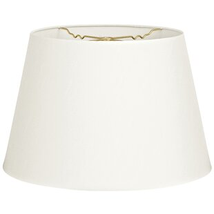 Buy clear Tapered 12 Shantung Empire Lamp Shade By Alcott Hill