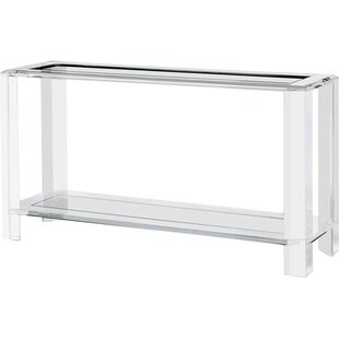 Surrey Grand Console Table by Interlude Modern