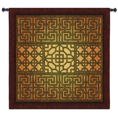 Fine Art Tapestries Eastern Lattice Tapestry