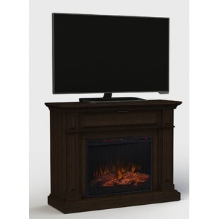 Compare & Buy TV Stand for TVs up to 40 with Fireplace by Woodhaven Hill Reviews (2019) & Buyer's Guide