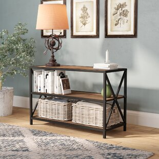 Laurel Foundry Modern Farmhouse Adair Etagere Bookcase