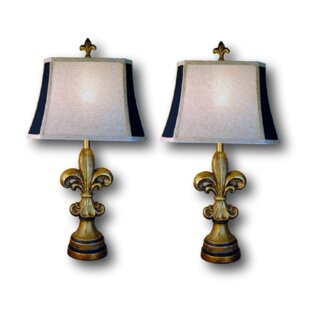 Brodus 29 Table Lamp Set (Set of 2)