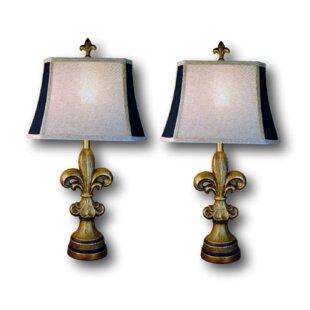 Brodus 29 Table Lamp Set (Set of 2)