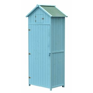Garden Sheds 2 5 X 1 5 sheds | wayfair.co.uk
