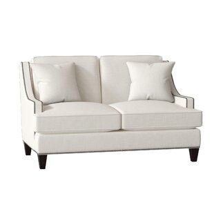 """Paige Loveseat by Wayfair Custom Upholsteryโ""""ข"""