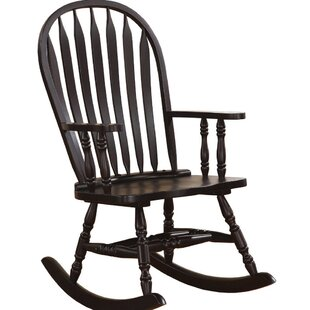 Hebert Rocking Chair by August Grove 2019 Online