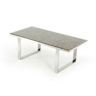 Clower Modern Dining Table by Orren Ellis
