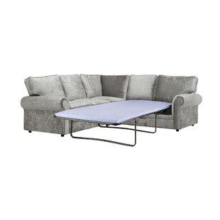 Jazlyn Sleeper Corner Sofa Bed By Willa Arlo Interiors